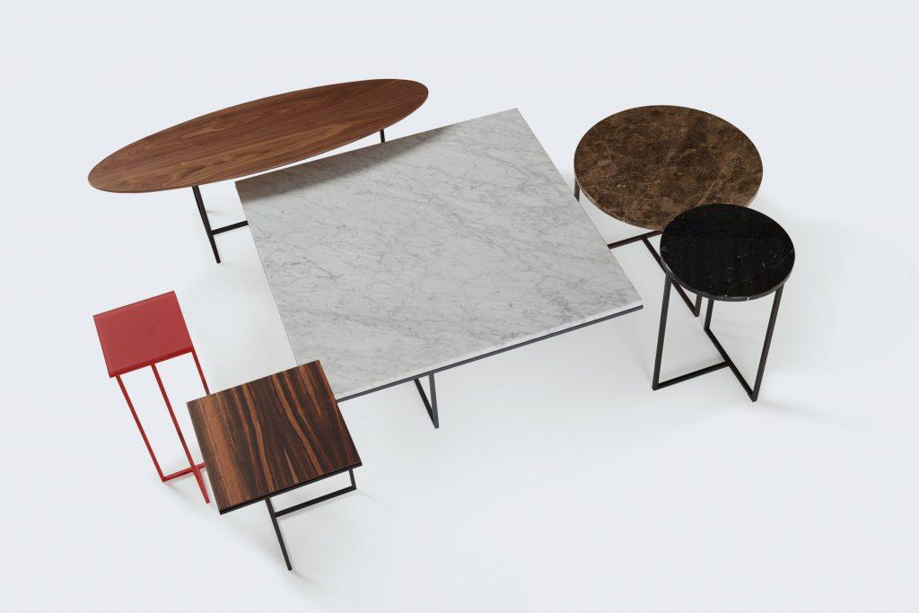 Design Salon Bijzettafel.Beek Prachtige Moderne Design Tafels Salontafels