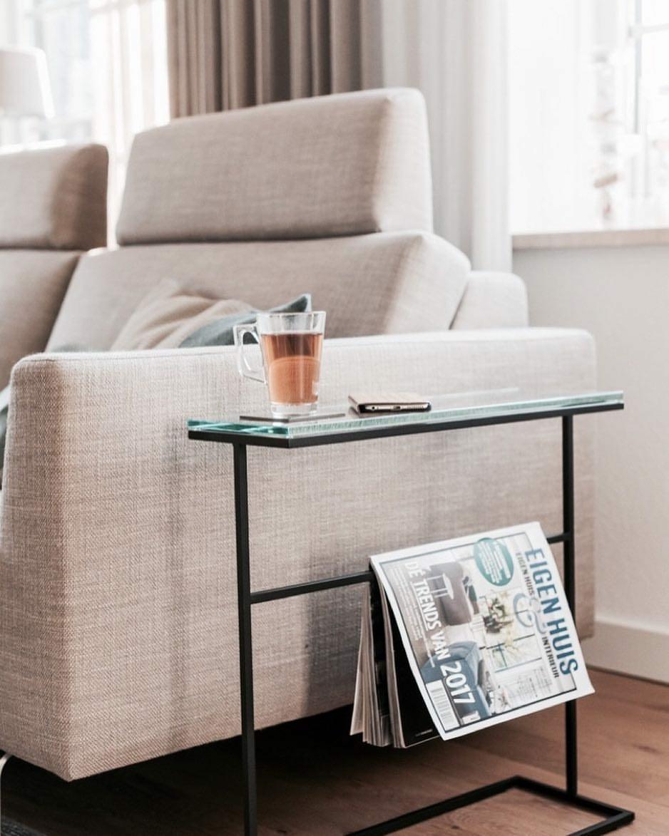 Glazen Moderne Salontafel.Beek Prachtige Moderne Design Tafels Salontafels Eetkamertafels